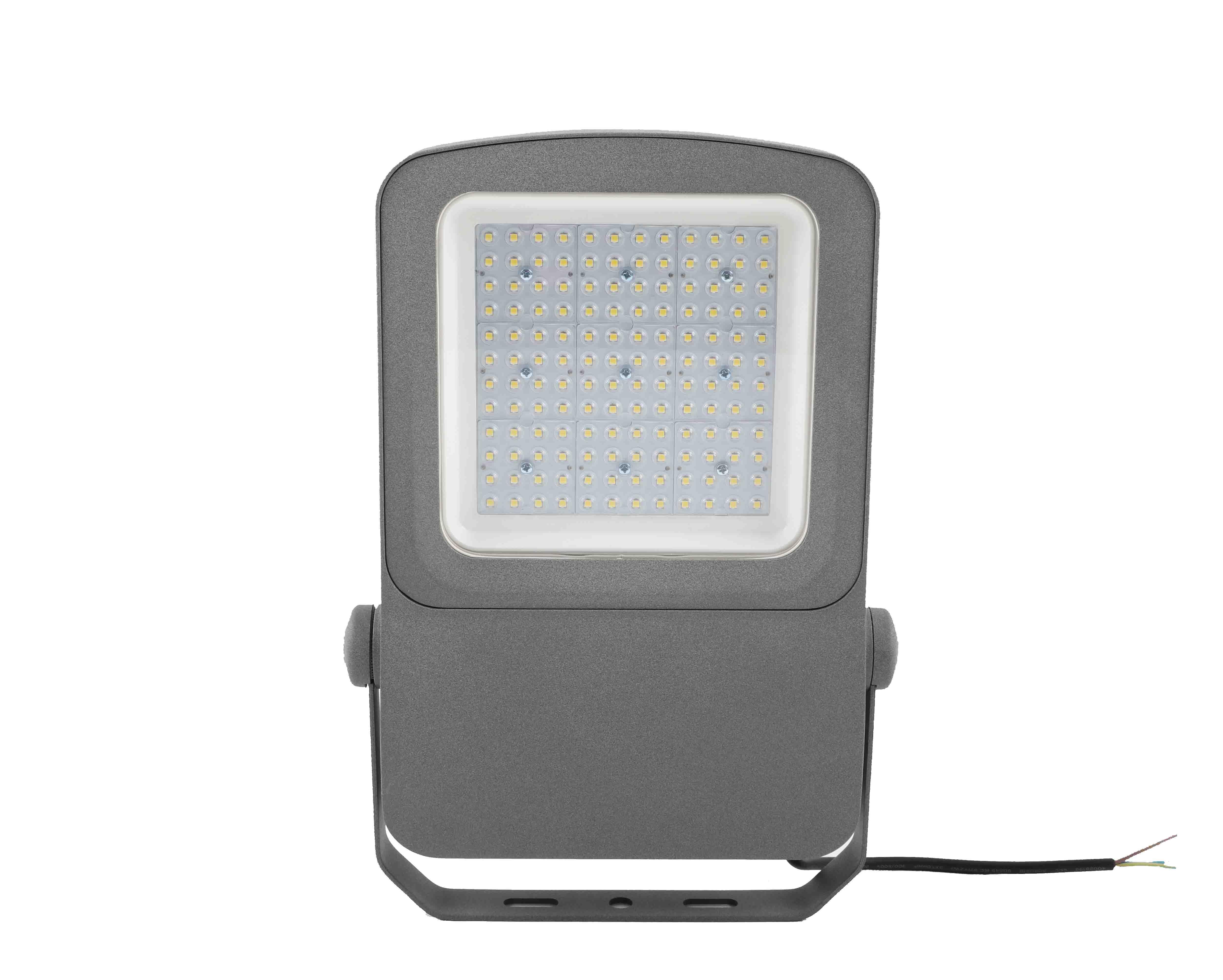 Hochlumiges LED-Flutlicht für den Außenbereich 100W 150W